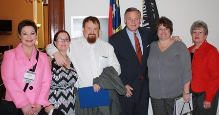 Richard Burr and others2