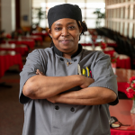 Becoming a Chef Helps Burnell Gilliam Experience Success and Independence