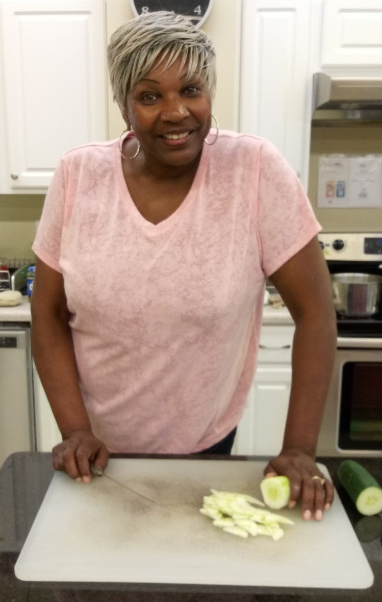 Diane McAllister Shares Her Passion for Cooking with People We Support