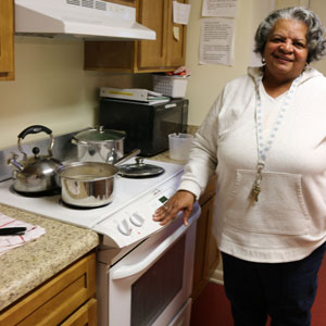 """DSP Annette Ross: """"House Mother"""" to Circle Drive Group Home Residents"""