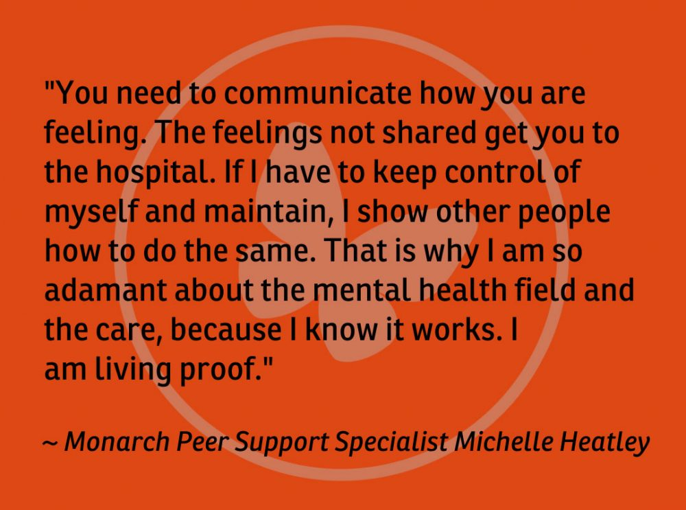 Peer Support Specialist quote
