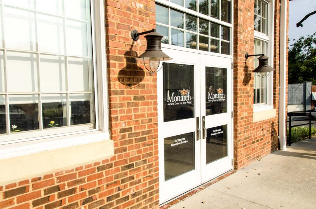 Certified Community Behavioral Health Clinic front doors