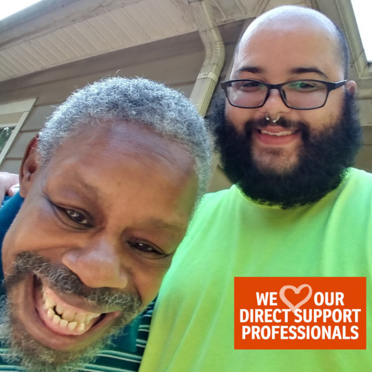 Direct Support Professionals Are the Heart of Monarch Services
