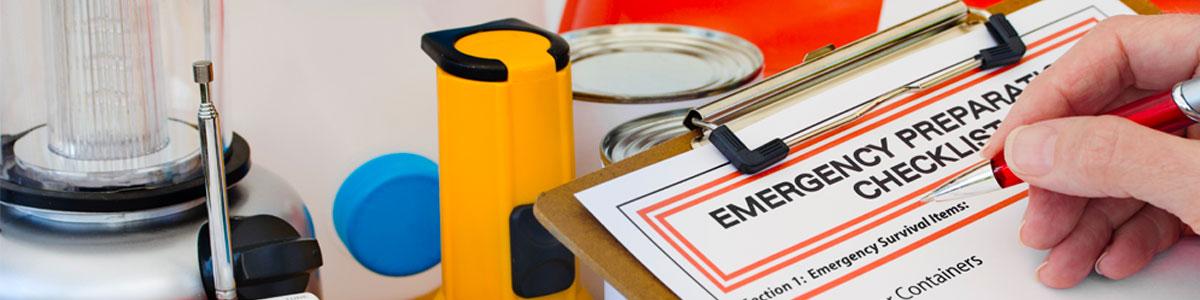 Emergency Preparedness - Monarch NC