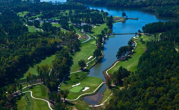 The Club at Irish Creek golf course