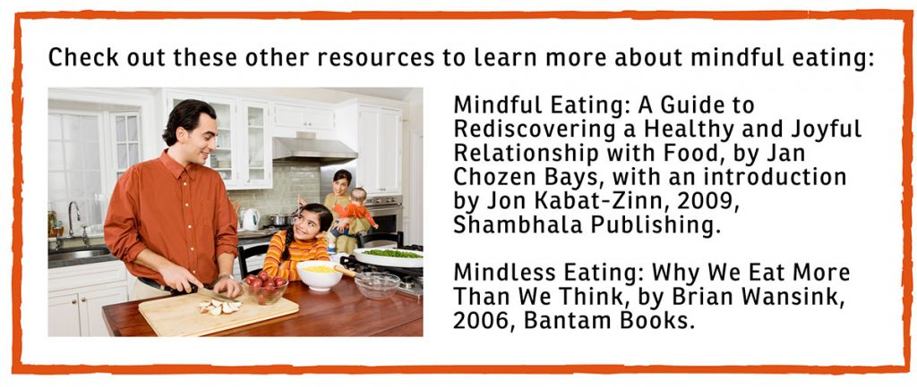 list of mindful eating resources