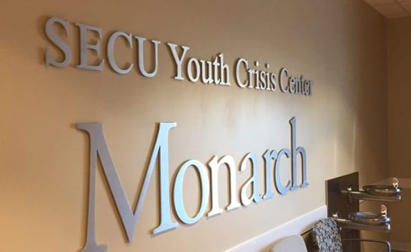 Secu Youth Crisis Center wall