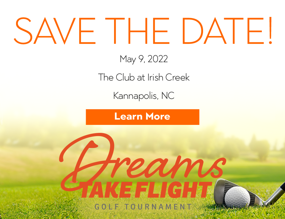 Dreams Take Flight Golf Tournament 2022